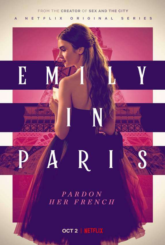 艾米丽在巴黎 (全10集)