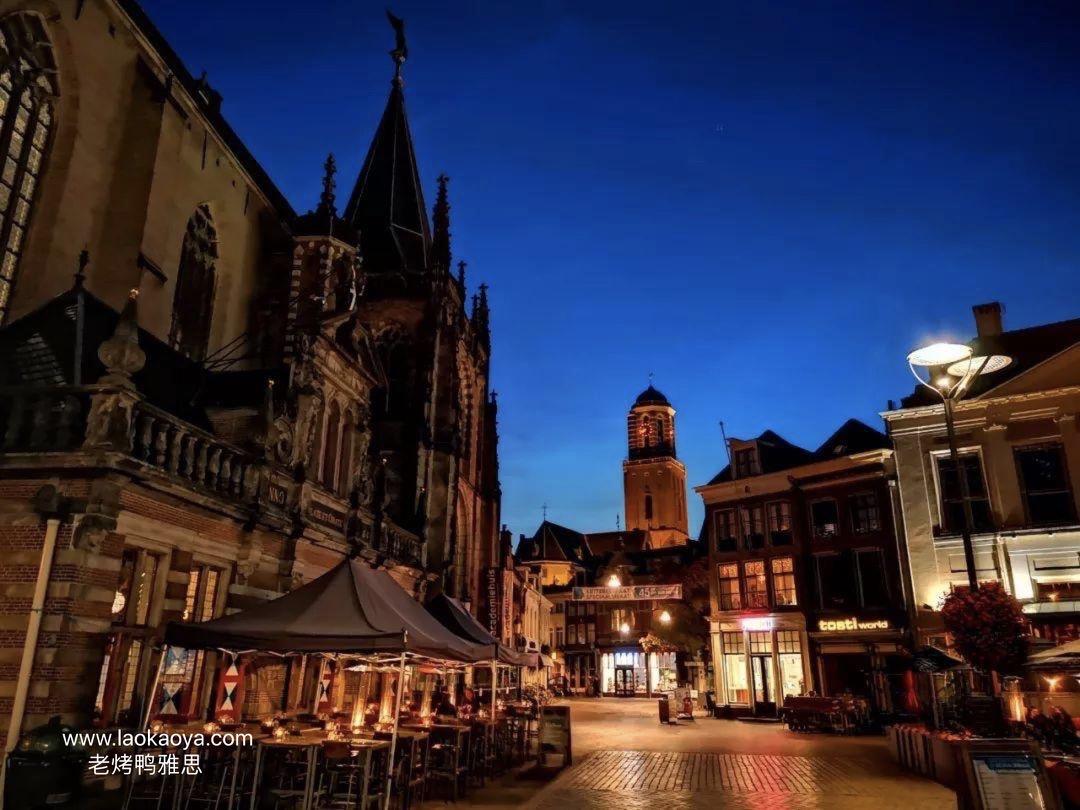 荷兰Zwolle雅思考点